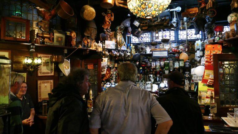 Pub Atmosphäre