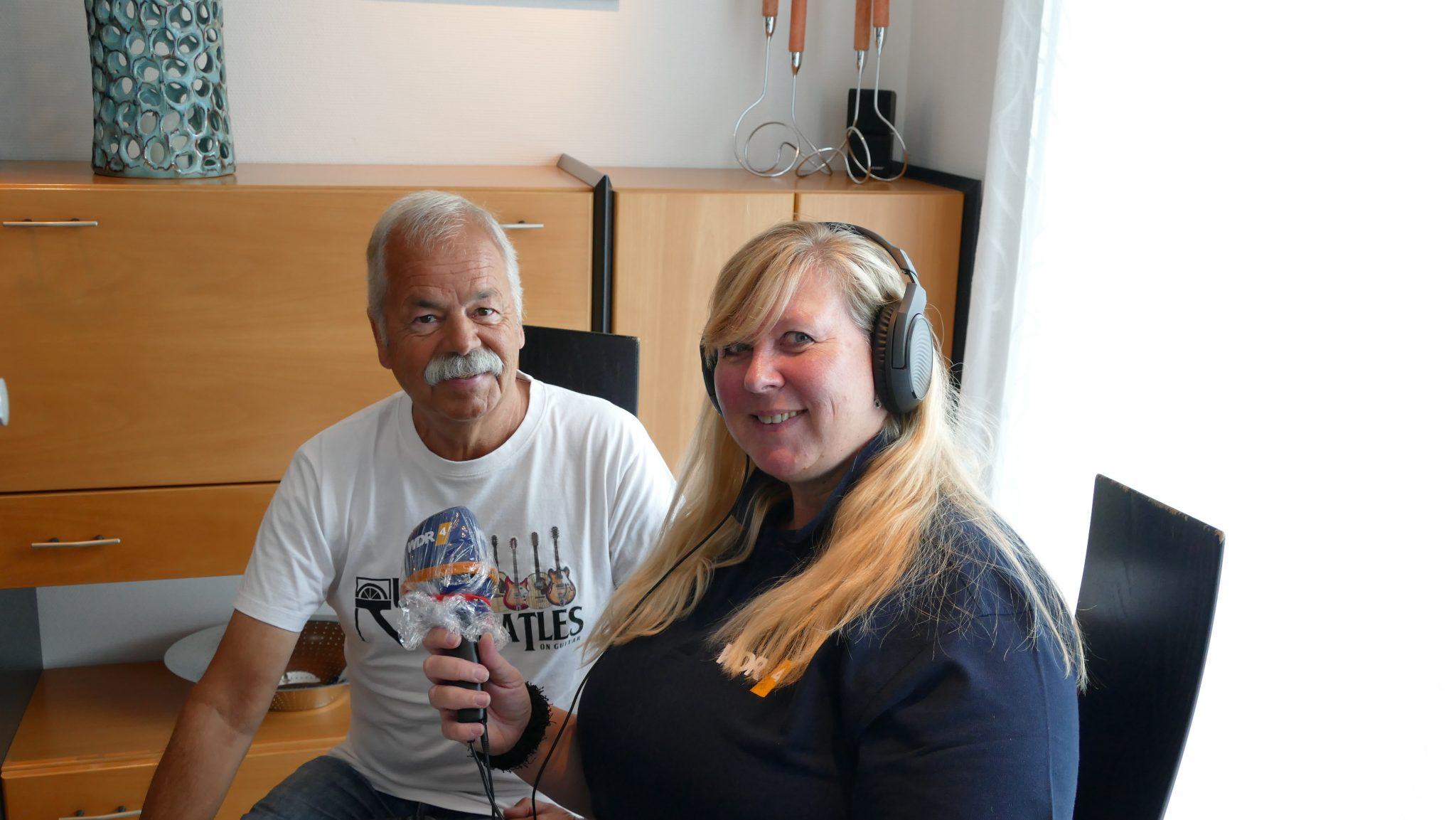 Cathrin Brackmann interviewt Norbert